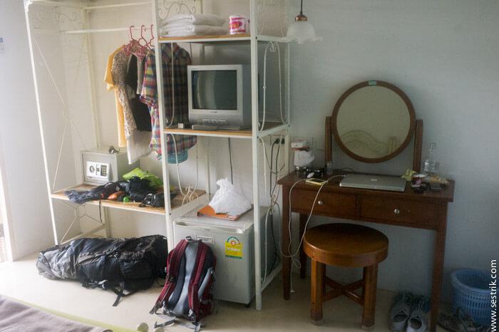 уютный отель бангкок