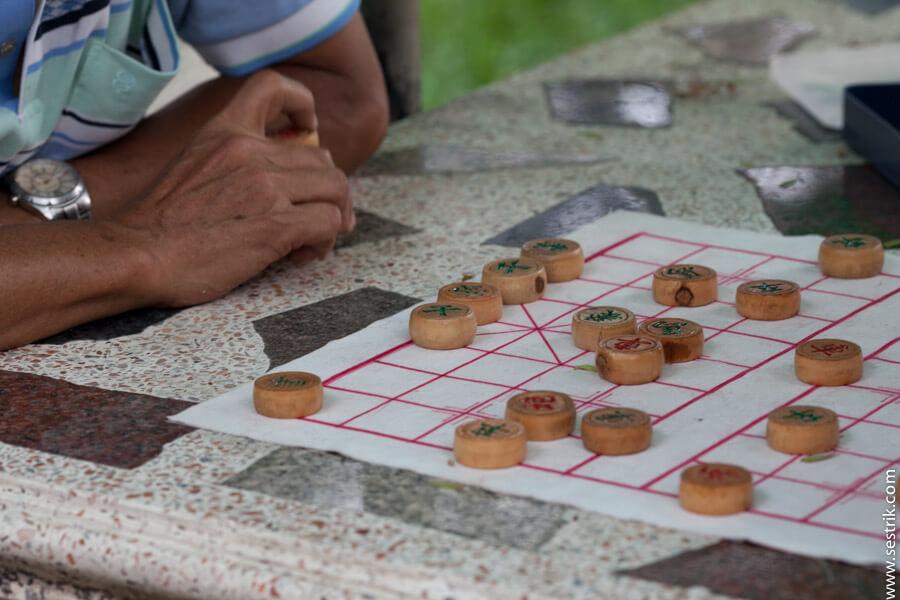 настольная игра в таиланде