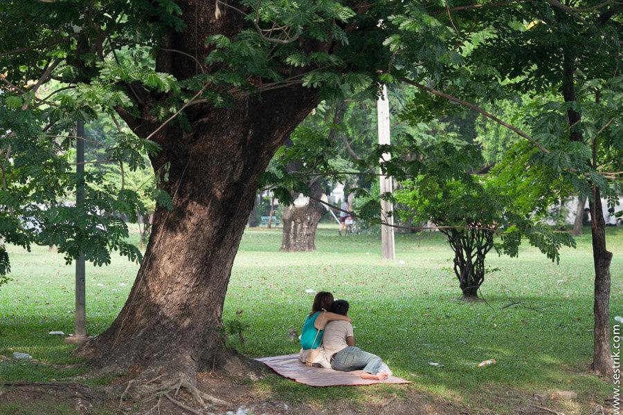 парк бангока