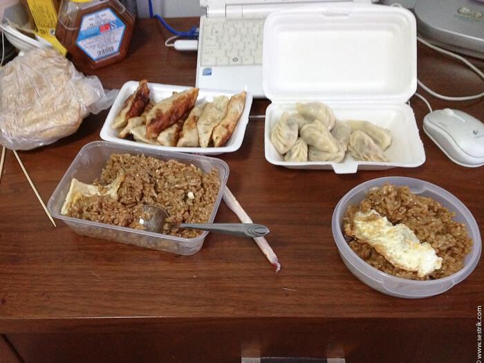 """Китайская еда """"с собой"""""""