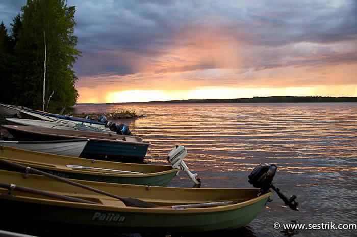Отдых в Финляндии в коттеджах