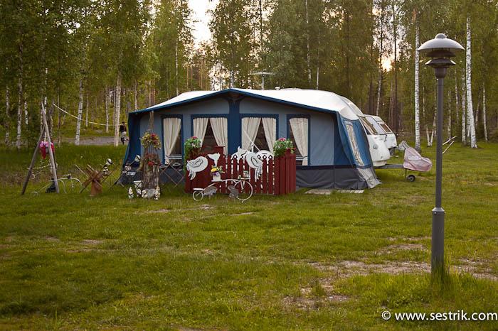 Отдых в коттеджах в Финляндии