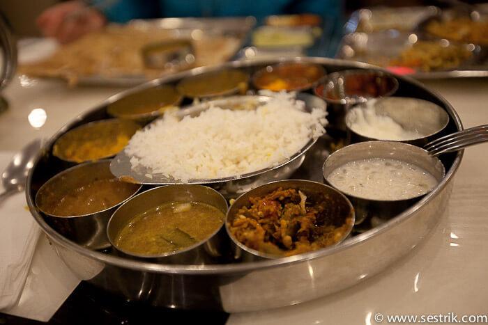 Индийская кухня нью-йорк