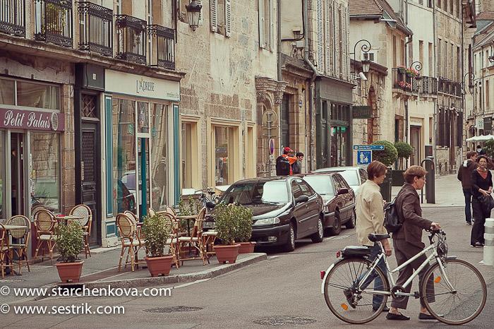 города Франции Дижон