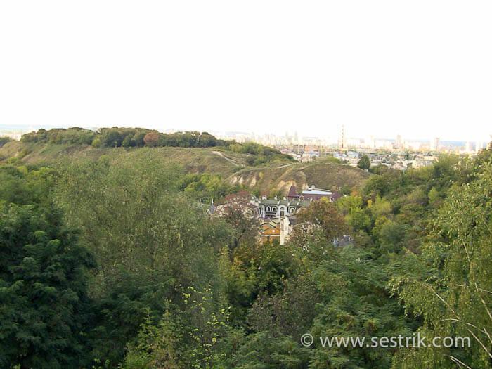 Необычные места Киева