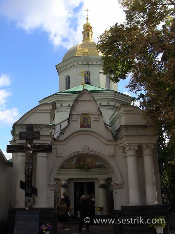Церкви Киева