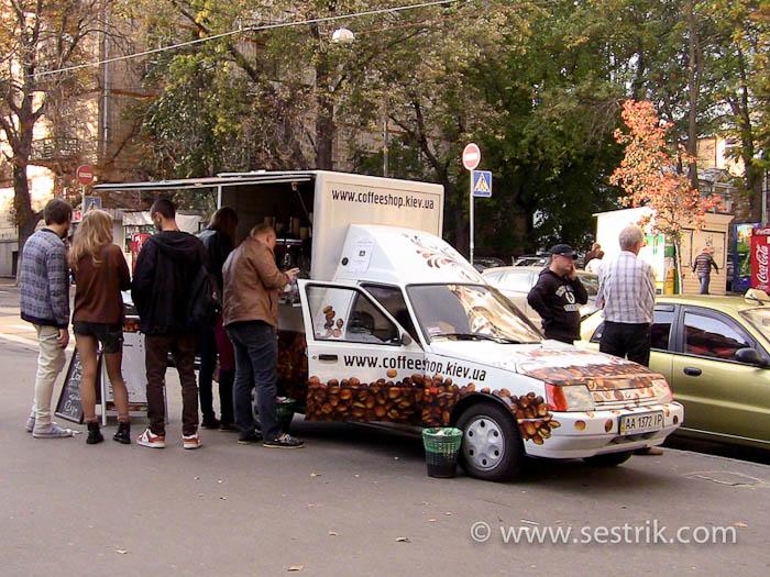 Улицы Киева