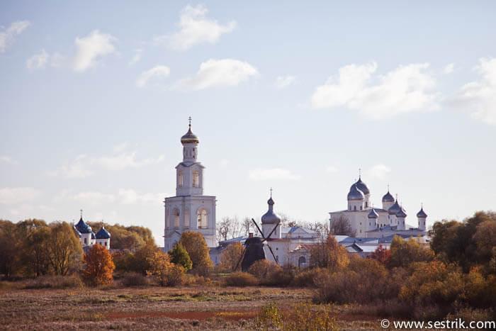 Церкви Новгорода