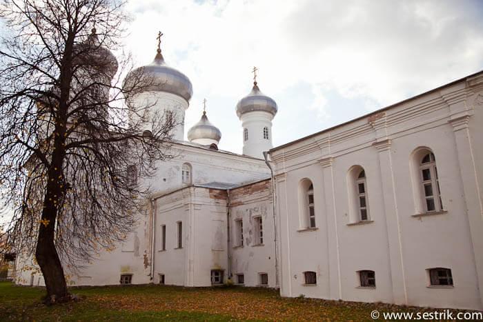 Церкви Великого Новгорода
