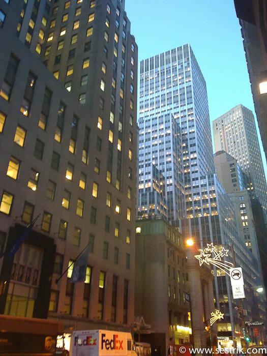 Нижний Манхеттен, финансовый район