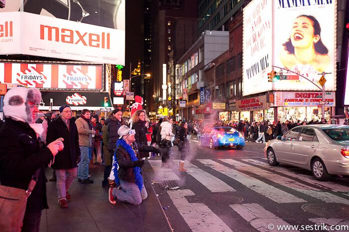 Фотографии Нью-Йорка