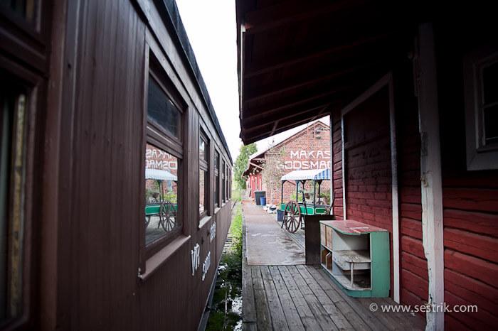 Порвоо - вокзал