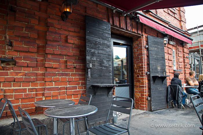 кофейня Porvoon Paahtimo