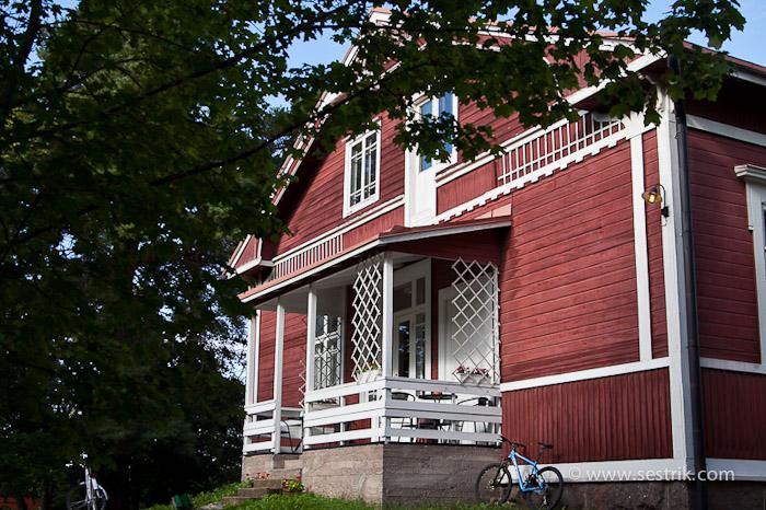 Хостелы в Финляндии